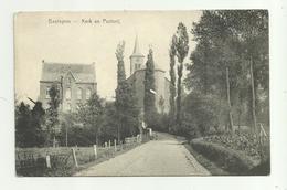 Baelegem - Balegem  *   Kerk En Pastorij - Oosterzele