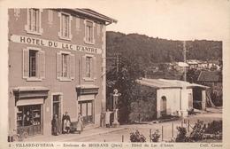 Villard D'Héria Hôtel Du Lac D'Antre Canton Moirans - France