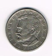 &-   POLEN  10 ZLOTYCH  1982  BOLESLAW  PRUS - Pologne