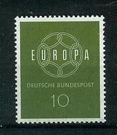 Bund 1959  Mi.-Nr. 320, Europa  ** - Nuevos