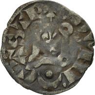 Monnaie, France, Châteaudun, Raoul De Clermont, Obole, TB+, Argent, Boudeau:257 - 476-1789 Monnaies Seigneuriales