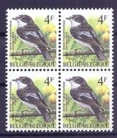 BELGIE * Buzin * Nr 2654 * Postfris Xx * FLUOR  PAPIER - 1985-.. Vögel (Buzin)