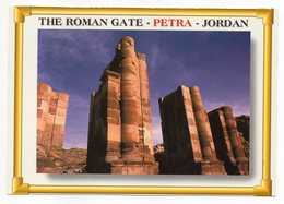 Jordanie -- PETRA -- The Roman Gate - Jordan