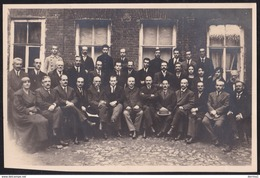 B - Zionist Convention - The Krakow Conference 1917 WW1 - PHOTO 12X18cm - Judaica Jewish Judaika Juive Juden - Judaisme