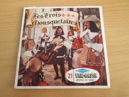 JEU ANNEES 50/60 VIEWMASTER FILM LES TROIS MOUSQUETAIRES - Autres Collections