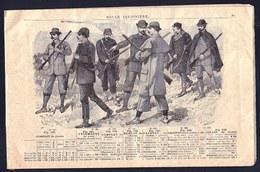 RARE 1896 - CATALOGUE * LA BELLE JARDINIERE *  Mode PLAGE - SPORT - CHASSE - MILITAIRE - CYCLISTE - CHAPEAU - ETC - Mode