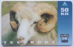 Faroe Island , Animal Goat OD 005A , Unused - Faroe Islands