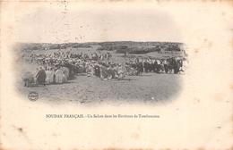 ¤¤   -    SOUDAN-FRANCAIS  -  Un Salam Dans Les Environs De Tombouctou   -   ¤¤ - Sudan