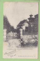 LA ROCHE SUR YON : Route D'Aubigny, Chalet De M. Rouillé. Dos Simple. 2 Scans. Edition Milheau - La Roche Sur Yon