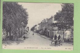 LA ROCHE SUR YON : Rue Des Sables. 2 Scans. Edition ND - La Roche Sur Yon