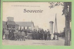 LA ROCHE SUR YON : Caserne De Mirville, Souvenir. 2 Scans. Edition Biraud - La Roche Sur Yon