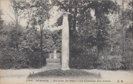 Sceaux 92 - Colonne Des Chats - Coin Du Parc - Sceaux