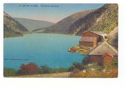 01 Lac De Sylans Anciennes Glacieres Glaciere Le Poizat Les Neyrolles Cpa Couleur - Francia