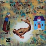 """Jeanne Dorival 33t. 25cm """"la Grand-mère Et Le Petit Canard"""" - Kinderen"""