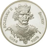 Monnaie, Pologne, 200 Zlotych, 1981, Warsaw, SPL, Argent, KM:125 - Pologne