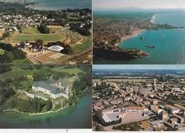 50 Vues Aeriennes ---france---cpm Couleur - Postkaarten