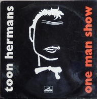 "Toon Hermans 33t. 25cm HOLLANDE ""one Man Show"" - Vinyl Records"