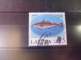 LETTONIE  TIMBRE   YVERT N° 544 - Latvia