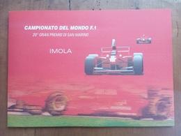 REPUBBLICA - Folder Ferrari Delle Poste Italiane + Spese Postali - 6. 1946-.. Repubblica
