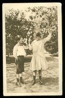 NEDERLAND ANSICHTKAART * NVPH 57 * Uit 1918 Gelopen Van MEPPEL Naar SCHUTSLOOT * FANTASIE (3888m) - Andere