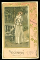 NEDERLAND ANSICHTKAART * NVPH 51 * Uit 1899 Gelopen Naar DEVENTER * FANTASIE (3888o) - Fantasie