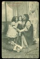 NEDERLAND ANSICHTKAART * * Uit 1904 Gelopen Van ANVERS Naar BRASSCHAET BELGIE * FANTASIE (3888r) - Fantasie