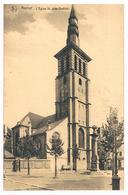 CPA NAMUR Eglise Saint Jean Baptiste , Place Du Marché Aux Légumes , Vespasienne - Namur