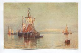 Under Venetian Skies - Postcards