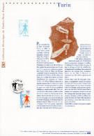 """(Prix à La Poste = 5 €) Doc. Officiel De 2006 """" J.O. DE TURIN 2006 """" N° YT 3876. Parfait état. DPO - Winter 2006: Torino"""