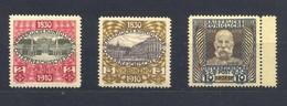 OSTERREICH AUSTRIA 1908 ALTI VALORI NUOVI** RISTAMPE - HIGH VALUES MNH LUXUS REPRINT- SPITZE WERTEN POSTFRISCH NACHDRUCK - Nuovi