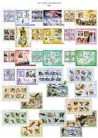 Sao Tome Principe 2006 Year Set Année Complète Jahrgang Mi. 2704 - 2951 + S/S Blocs Blocks Many Topics CAT. VALUE 1403 € - Sao Tome Et Principe