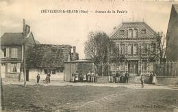 CREVECOEUR LE GRAND AVENUE DE LA PRAIRIE - Crevecoeur Le Grand