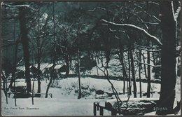 Old Forge Dam, Sheffield, Yorkshire, 1904 - Delittle Fenwick & Co Postcard - Sheffield