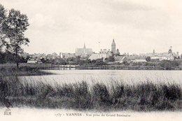 Vannes - Vue Prise Du Grand Séminare - Vannes