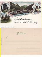 Austria - Gruss Aus Mariazell- Litho - Otros