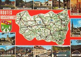 ROUTES VOSGIENNES   Edit  La Cigogne - Cartes Géographiques