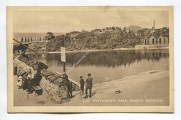 The Swimming Pond, North Berwick - East Lothian