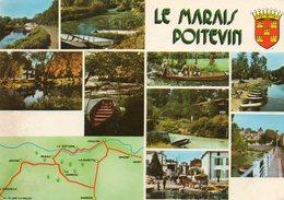 LE MARAIS POITEVIN   Edit Combier - Cartes Géographiques