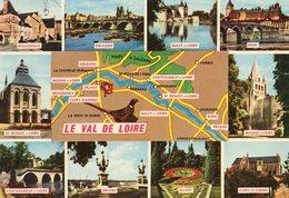Le Val De Loire   Edit  Valoire - Cartes Géographiques