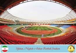 Iran Postcard, Isfahan, Naghshe-e-Jahan Football Stadium, Soccer Stadium - Soccer