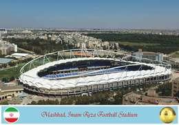 Iran Postcard, Mashhad, Imam Reza Football Stadium, Soccer Stadium - Soccer