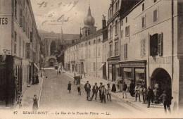 88 REMIREMONT  Rue De La Franche-Pierre - Remiremont