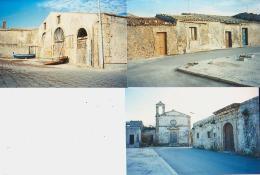 Italie        H1723        Mazzameni.Lot De 3 Photos - Italie