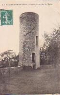 AIN        317        LA BALME-SUR-CERDON.Vieille Tour De La Bâtie - France