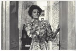 TAZIO SECCHIAROLI (1925 - 1998) SOFIA LOREN PHOTO ORIGINALE 19,5 X 29,5 Cm Env /FREE SHIPPING REGISTERED - Célébrités