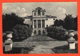 Orgiano Vicenza Villa Fracanzan Piovene Serie Ville Venete Cpa Anni '60 - Vicenza