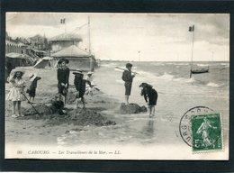 CPA - CABOURG - Les Travailleurs De La Mer - Cabourg