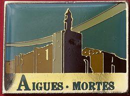 E E  266..).......ECUSSON.....AIGUES  MORTES..........département Du Gard, En Région Occitanie - Villes