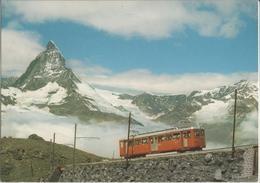 Gornergrat - Bahn - Photo: Cäsar Kronig - VS Valais