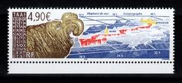 TAAF - YV 414 N** Elephant De Mer - Terres Australes Et Antarctiques Françaises (TAAF)